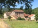 ST JEAN DE VAUX house for sale