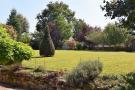 pelouse vue de la maison