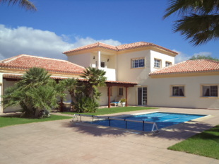 4 bed Detached Villa in Canary Islands, Tenerife...
