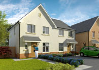 3 bed new home for sale in Mount Pleasant, Pensarn...