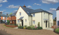 2 bed new development for sale in Streets, Ringwood, BH24