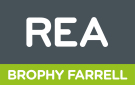 REA, Brophy Farrell logo