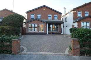 Detached property in Rush, Dublin, Ireland