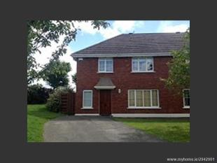 3 bed semi detached house in Ballin R?, Tullamore...