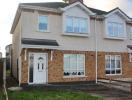 3 bed semi detached property in The Sycamore Crescent...