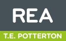 REA, T E Potterton details