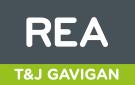 REA, T & J Gavigan Navan logo