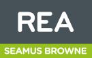 REA, Seamus Browne Roscrea logo