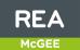 REA, Gee logo