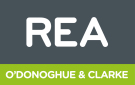 REA, O'Donoghue & Clarke logo