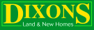 Dixons Land & New Homes, Land & New Homes branch logo