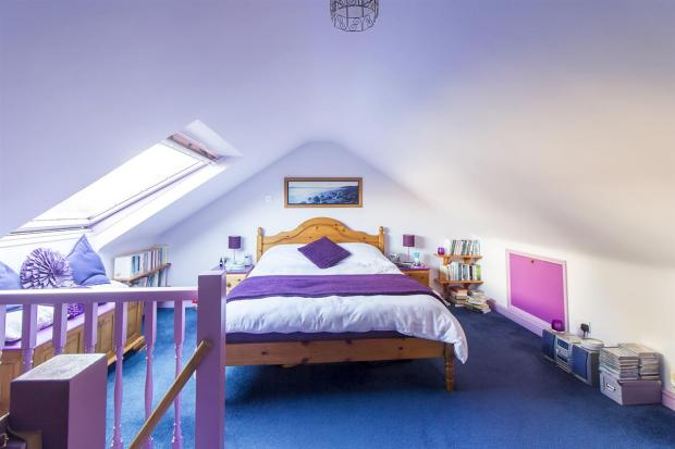 Bedroom 1 / Loft