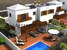 Playa Blanca Semi-detached Villa for sale