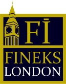 Fineks London, London branch logo