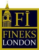 Fineks London, London branch logo