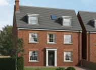 5 bedroom new property in New Lane, Neasham, DL2