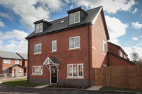 4 bedroom new property in Crossacres Road...