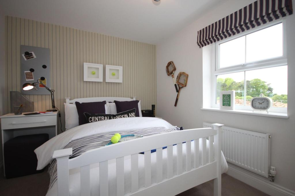 Tunstall bedroom