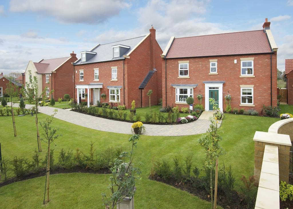 Grey Towers Village Show Homes