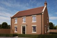 4 bed new property in Brackenhill Close...
