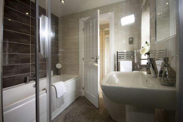 Winstone master bedroom en suite