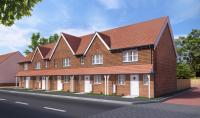 1 bedroom new Flat for sale in Brook Wood...