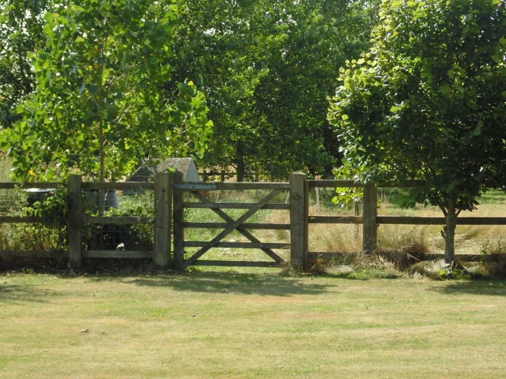 attached paddock