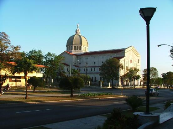 Miramar church