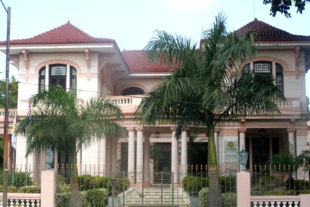 embassy nearby
