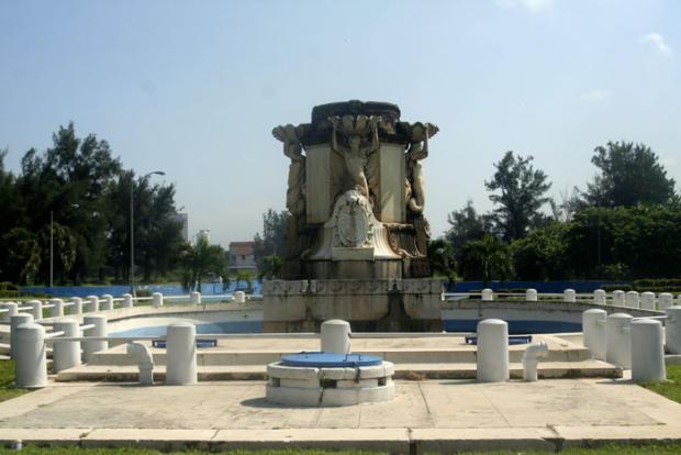 Fountain in 5th