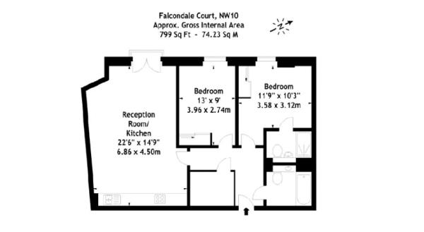 lakeside floor plan.