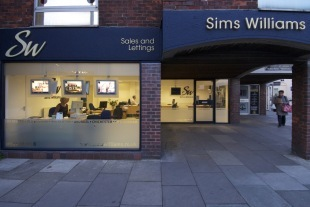 Sims Williams, Chichester Salesbranch details