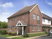 3 bedroom new home for sale in Pearce Way, Salisbury...