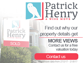 Get brand editions for Patrick Henry, Clapham South