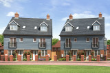 Barratt Homes, Coming Soon - Kingley Gate