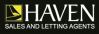 Haven Sales & Lettings Agents, Parkstone logo