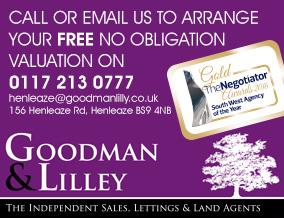 Get brand editions for Goodman & Lilley, Henleaze