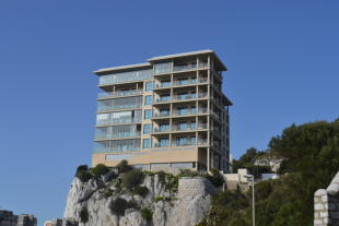 3 bedroom Apartment in Clifftop House, Gibraltar
