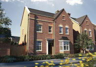 4 bed new home in Taunton Road, Wellington...