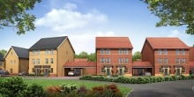Barratt Homes, Coming Soon - Gloucester Gate