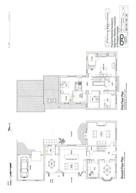 Plot 1 Floor Plan