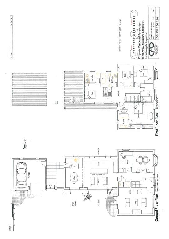Plot 2 Floorplan