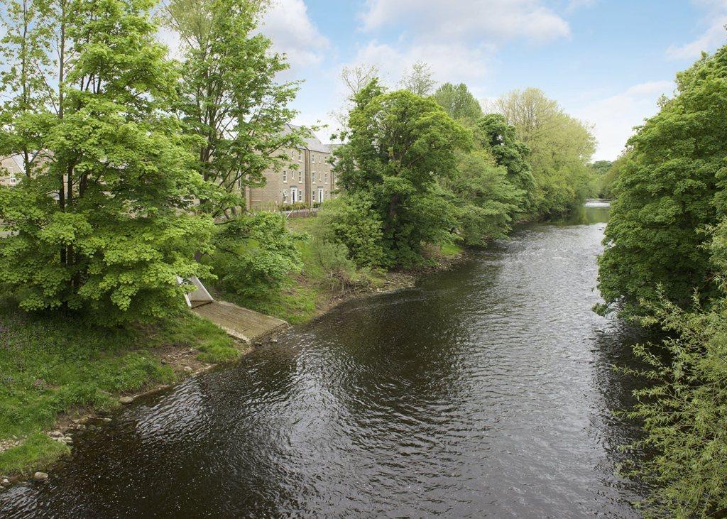 Garnett Wharfe - River Wharfe