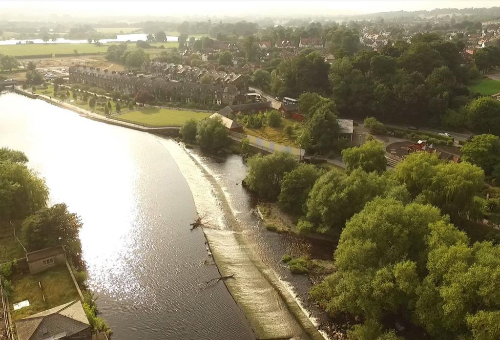 Riverside views