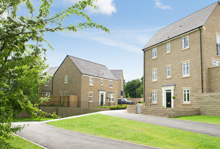 David Wilson Homes, Garnett Wharfe