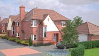 4 bed new property for sale in Riverwood...