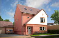 new home for sale in Knowle Hill, Eastleigh...