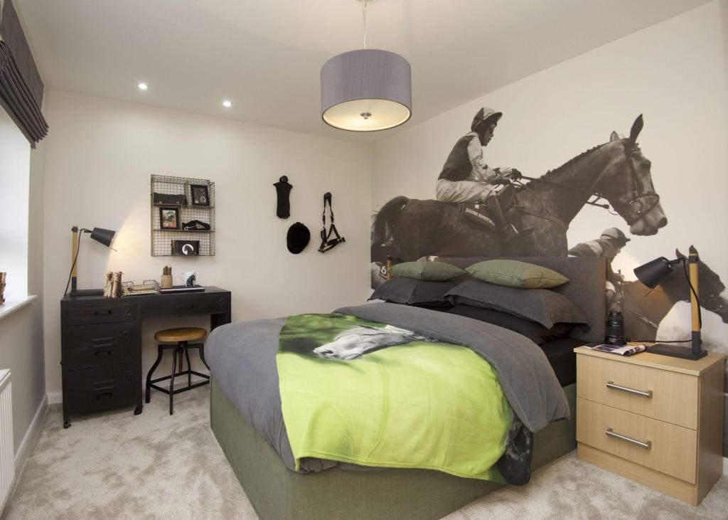 Gracedieu - Bedroom