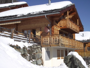 Chalet for sale in Valais, Verbier