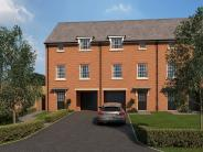 3 bedroom new house in Mossdale Close...